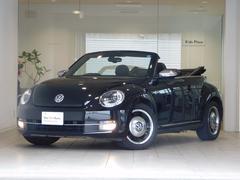 VW ザ・ビートル・カブリオレ50's 限定50台 純正ナビ 認定中古車