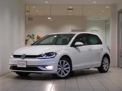 VW ゴルフTSIハイライン 弊社デモカー 9.2インチナビ 認定中古車