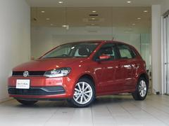 VW ポロラウンジ LED アルミホイール ETC 認定中古車
