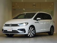 VW ゴルフトゥーランTSI Rライン 純正ナビ 追従機能 認定中古車