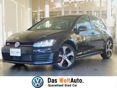 VW ゴルフGTIベースグレード DCC 18AW 認定中古車