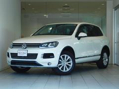 VW トゥアレグV6 期間限定展示 弊社下取車 認定中古車