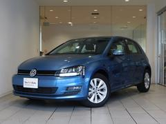 VW ゴルフTSIコンフォートライン 純正ナビ ACC 認定中古車