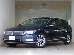 VW パサートヴァリアントTSIハイライン 純正ナビ ACC 認定中古車