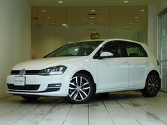 VW ゴルフTSIハイライン 本革シート シートヒーター 認定中古車