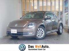 VW ザ・ビートルデザイン キセノン バックカメラ 認定中古車