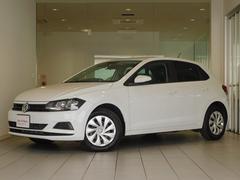 VW ポロTSIトレンドライン 弊社デモカー 認定中古車