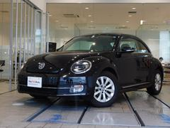 VW ザ・ビートルデザイン ワンオーナー バックカメラ 認定中古車