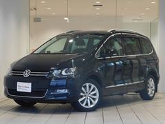 VW シャランTSI ハイライン 社外ナビ 後部座席モニター 認定中古車