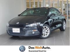 VW シロッコTSI1.4L ワンオーナー バックモニター 認定中古車
