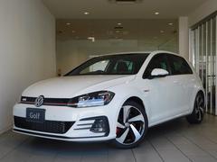 VW ゴルフGTIマニュアル 認定中古車