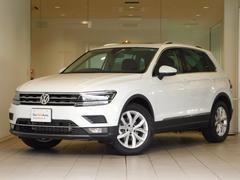 VW ティグアンTSI ハイライン レザー サンルーフ 認定中古車