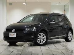 VW ゴルフTSIコンフォートライン 純正ナビ バックカメラ 認定中古車