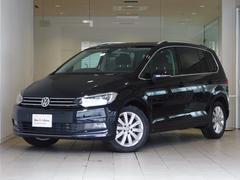 VW ゴルフトゥーランTSI ハイライン  バックカメラ 認定中古車