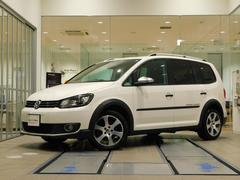 VW ゴルフトゥーランクロストゥーラン サンルーフ ワンオーナー 認定中古車