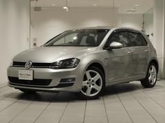 VW ゴルフラウンジ 400台限定 純正ナビ ACC 認定中古車