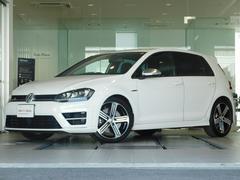 VW ゴルフR4WD 純正ナビ 認定中古車