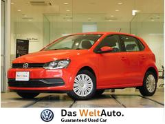 VW ポロTSIコンフォートライン ACC バックカメラ 認定中古車