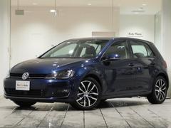 VW ゴルフTSIハイライン DCC キセノン ACC 認定中古車