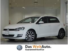 VW ゴルフTSIハイライン DCC キセノン 認定中古車