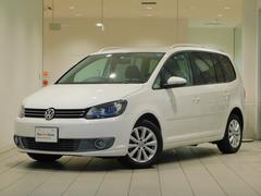 VW ゴルフトゥーランTSI ハイライン ツインチャージャー Bカメラ 認定中古車