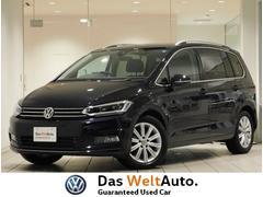 VW ゴルフトゥーランTSI ハイライン 弊社デモカー パノラマSR テクPKG