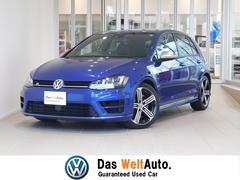 VW ゴルフR4WD Bカメ フルセグ ACC DCC 認定中古車