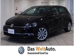 VW ゴルフTSIコンフォートライン テックエディション 認定中古車