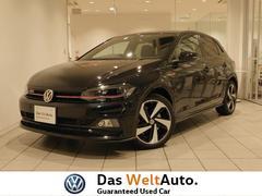 VW ポロGTIデモカー テクノロジー・セーフティーパッケージ