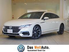 VW アルテオンRライン 4モーションアドバンス サンルーフ 認定中古車