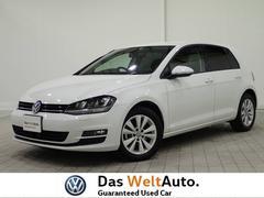 VW ゴルフTSIコンフォートライン 純正ナビ 認定中古車
