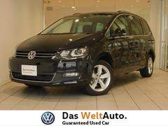VW シャラングレンツェン2 純正ナビ パワーテールゲート 認定中古車