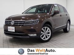 VW ティグアンTSI ハイライン ワンオーナー 認定中古車