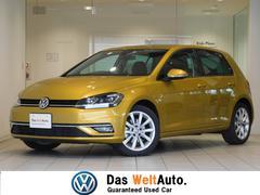 VW ゴルフTSIコンフォートラインテックエディション 認定中古車
