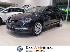 VW ゴルフTSIコンフォートラインテックエディション 登録済み未使用車