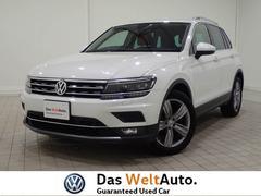 VW ティグアンディナウディオエディション 150台限定 認定中古車