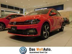 VW ポロGTIベースグレード 登録済未使用車 LEDヘッドライト 追従