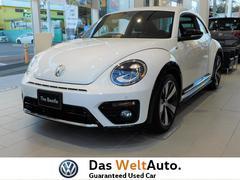 VW ザ・ビートルRラインマイスター 登録済み未使用車 純正ナビ 認定中古車