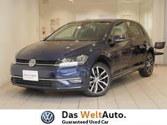 VW ゴルフ元デモカー 新車継承 Discover pro バックカメラ
