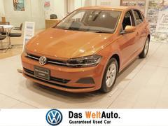 VW ポロTSIコンフォートラインリミテッド プッシュスタート