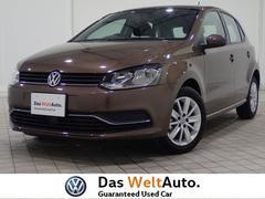VW ポロ40thエディション ワンオーナー フルセグ 認定中古車