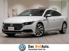 VW アルテオンTSI 4モーション エレガンス 元デモカー 認定中古車