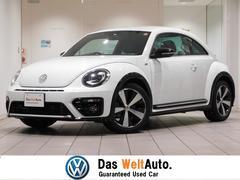 VW ザ・ビートルRラインマイスター ワンオーナー 特別仕様車 認定中古車