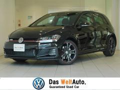 VW ゴルフGTIダイナミック 特別仕様車 DCC ワンオーナー 認定中古車