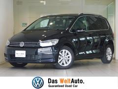 VW ゴルフトゥーランTDI コンフォートライン 純正ナビ 弊社デモカー認定中古車