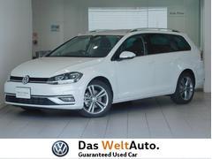 VW ゴルフヴァリアントTDI ハイライン マイスター 新車保証継承認定中古車