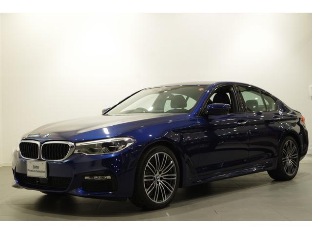 BMW 523d Mスポーツ ディーゼルターボ イノベーションP