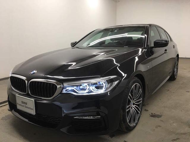BMW 523d Mスポーツ ディーゼルターボ 衝突被害軽減B