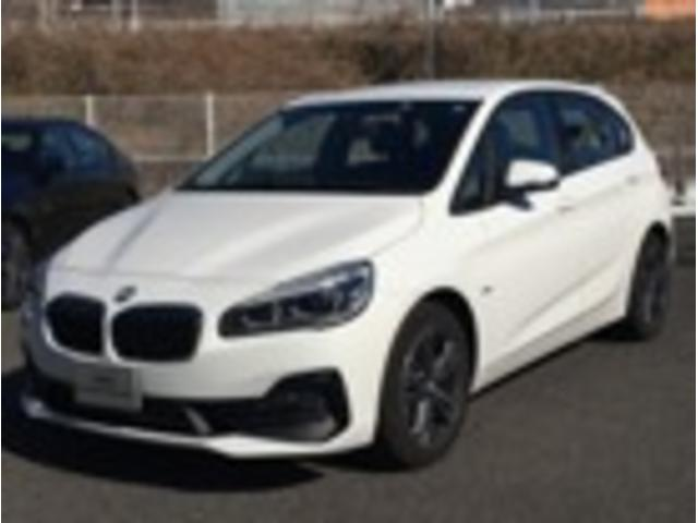 BMW 218dアクティブツアラー スポーツ
