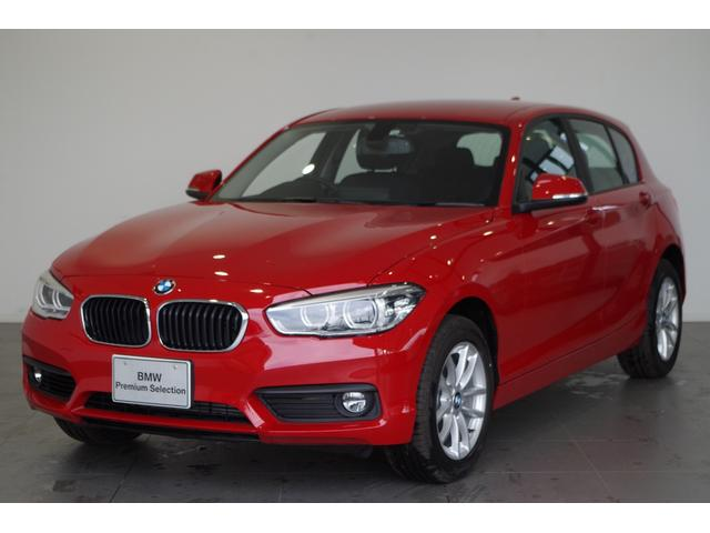 BMW 118i ナビ 衝突軽減ブレーキ